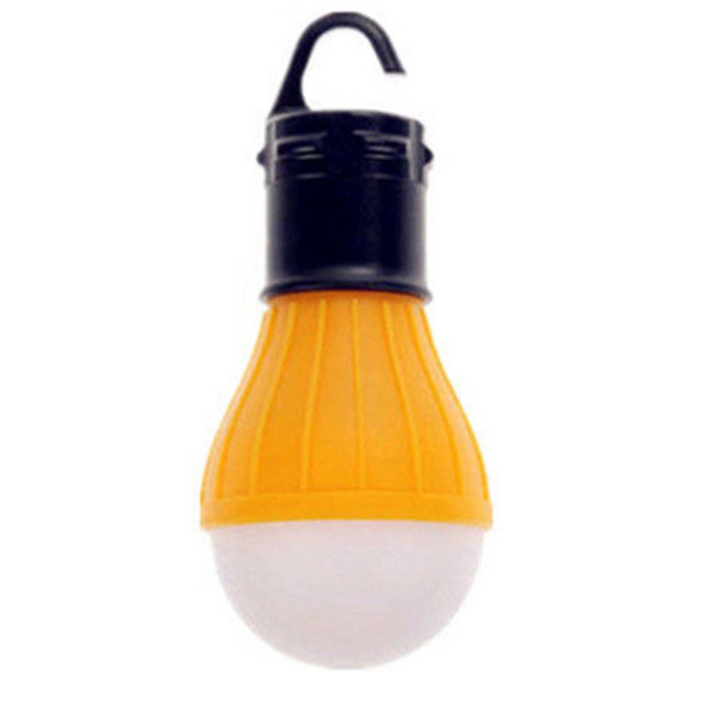 Tent Lamp 3 LED Light Bulb Fishing Hiking Multicolor 60LM Outdoor Travel Flashlight Camping Lights Super Bright Lantern Hiking