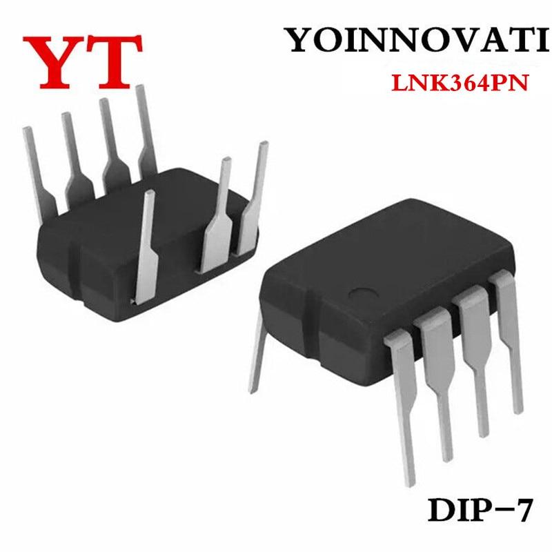 30 unids/lote LNK364PN LNK364P LNK364 IC OFFLINE SWIT HV 7DIP