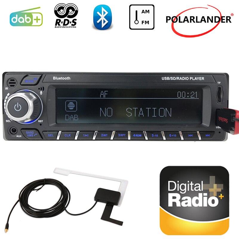 Reproductor multimedia con pantalla LCD para coche, Radio FM, USB, SD, MP3,...