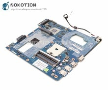 NOKOTION Pour Samsung NP355 NP355C4C NP355V5C Ordinateur Portable Carte Mère QMLE4 LA-8863P BA59-03567A DDR3 HD7600M puce vidéo