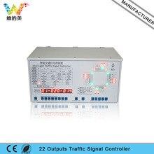Contrôleur de Signal de trafic   Non Internet, 22 sorties, jonction routière