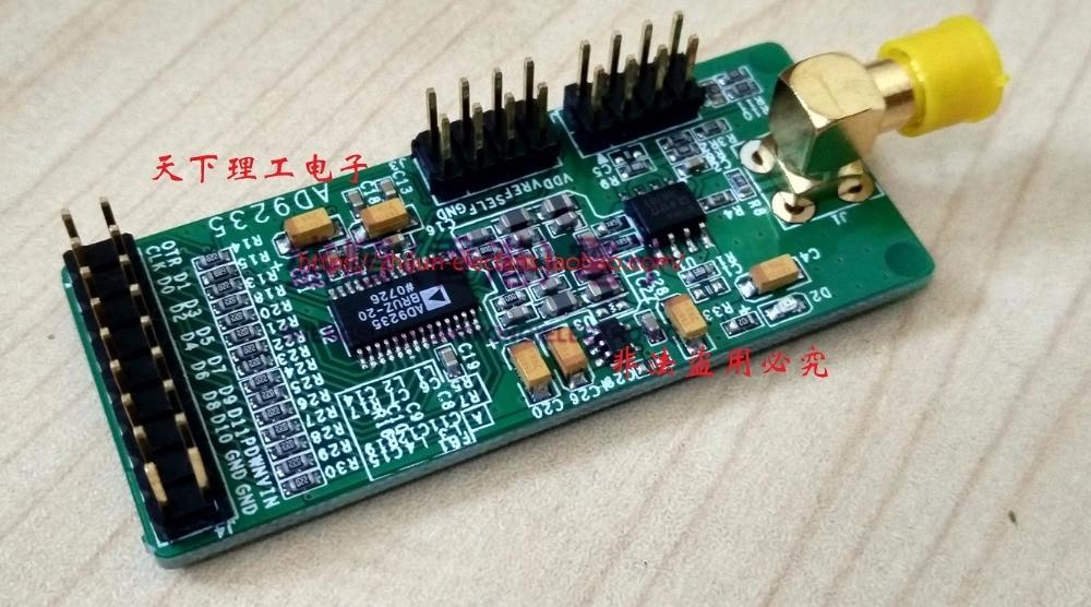 Convertisseur analogique-numérique ADC parallèle haute vitesse 12 bits, module déchantillonnage AD AD9235, carte dacquisition de données 65Msps