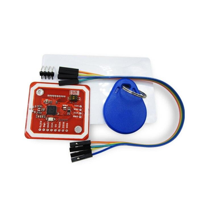 HAILANGNIAO 10 комплектов PN532 NFC RFID модуль V3, NFC с расширением телефона Android RFID предоставляет схемы и библиотеки 10 шт