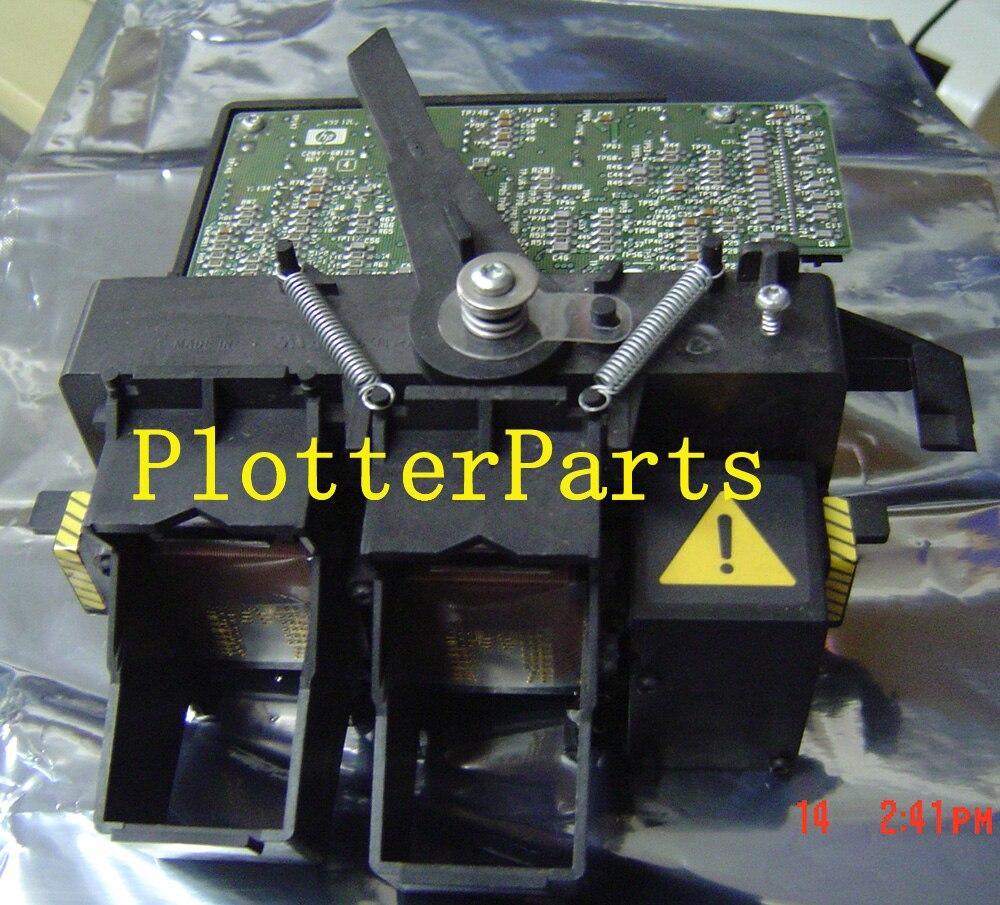 C1633-60120 C2847-60071 conjunto do Carro para fit HP Designjet 1633 200 220 600 peças plotter usado