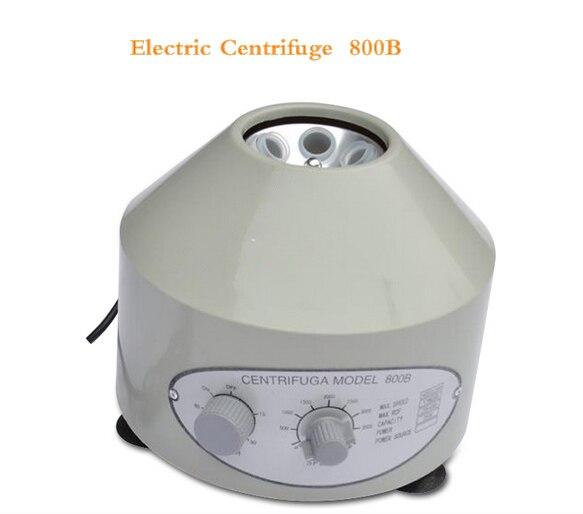 Centrífuga eléctrica de laboratorio médico centrífuga de laboratorio 110v/220v