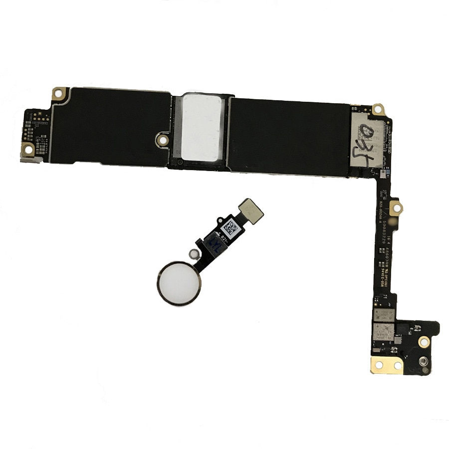 32GB 128GB 256GB for iphone 7 plus 7p 7Plus Mainboard with / NO touch ID Original motherboard IOS system Unlocked logic board enlarge