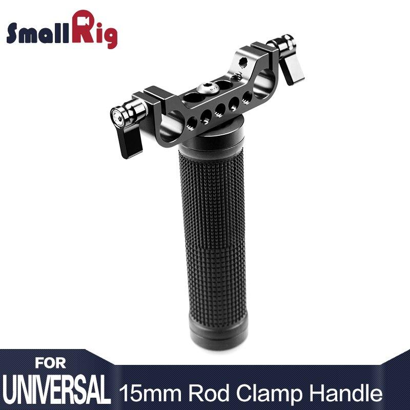 SmallRig Dslr estabilizador Manilla de sujeción para cámara mango de barra para 15mm Dslr sistema de soporte de hombro Cámara Rig - 1083