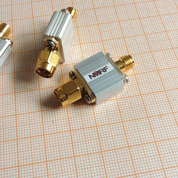 Envío Gratis FBP-2350s 2350 (2370) MHz RF coaxial de banda Filtro de sierra de ancho de banda de 50MHz SMA