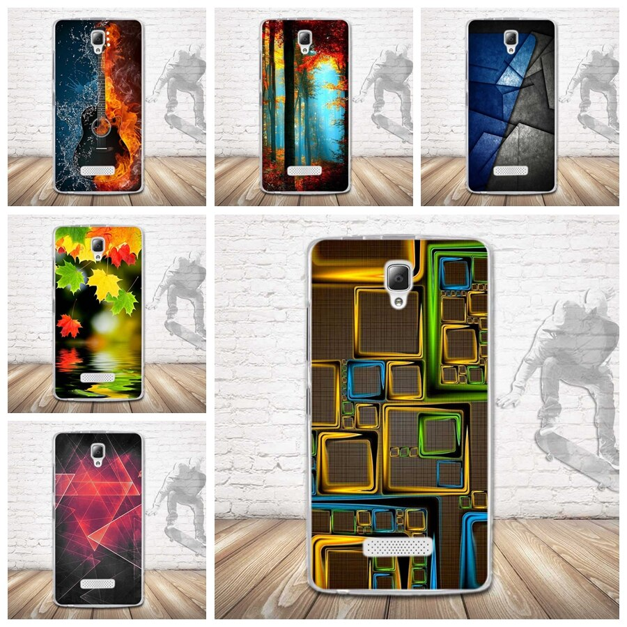 Luxo tpu silicone macio caso para lenovo a2010 a 2010 caso em a2010 caso do telefone silicone capa traseira para lenovo a2010 capas