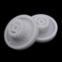2pcs Plastic Gear replacements for Zelmer 886 986 793635 Scarlet SC-1148 Bork KAMBROOK BOSCH Polaris VITEK ADLER
