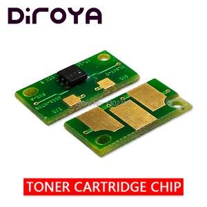 16PCS 4062213 toner cartridge chip for Konica Minolta Magicolor 7400 7440 7450 7450ll 7450llGA powder refill reset EXP version