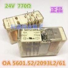 OA 5601,52/2093L2/61 de 24VDC 770 10PIN