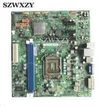 For Lenovo ThinkCentre Edga71 M7300 Desktop motherboard H61 IH61M REV1.0 LGA1155 H61 03T6221 N1996