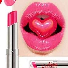 Bqcover Brand Color Change Lip Balm UV Proof Fresh Shiny Nutritious Carrot COLOR AWAKENING LIP BALM