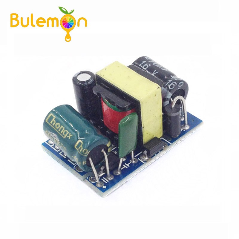 10 unids/lote Precision 3.3V700mA interruptor de aislamiento módulo de alimentación/AC-DC Módulo de reducción 220 V/110 V a 3,3 V