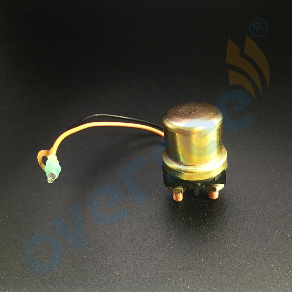 6g1-81941 relé de popa para yamaha parsun powertec hidea 15hp 30hp 50hp 60hp motor de popa peças 2t 6g1-81941-00 6g1-81941-10