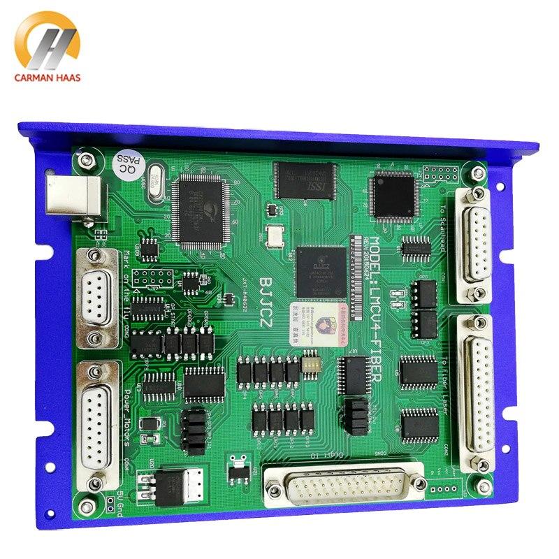 Original JCZ Laser Marking Controller G3/G4 Laser+SOFTWARE EZCAD V2+MANUAL Laser Marking Machine Control Board Card Digital Card