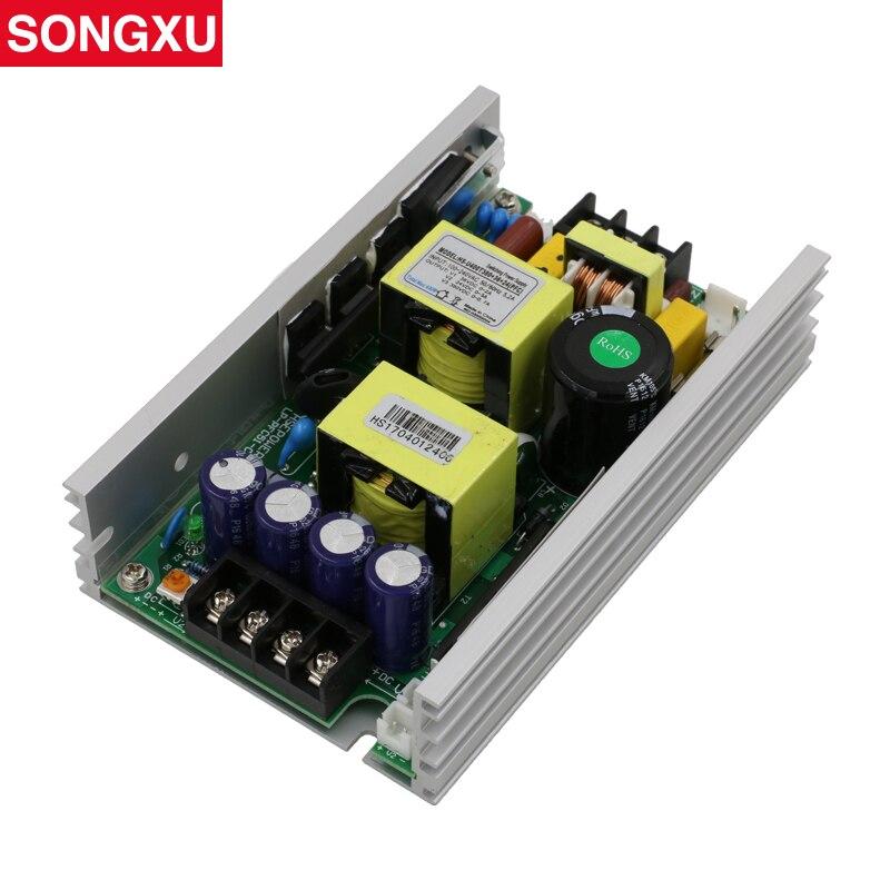Placa de energia 230w 7r, cabeça de movimento, placa de energia 230w 380v 36v 24v 12v fonte de alimentação pfc/SX-AC019
