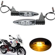For BMW Motorcycle Rear LED Turn Signal Indicators Light R1200GS S1000RR HP4 F800GS K1300S G450X F800ST R nine T R1200R