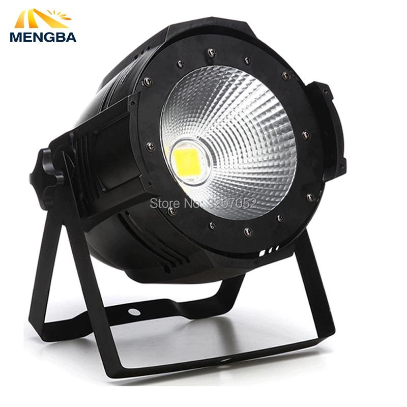 COB 100W LED Par Light  High Power Aluminium DJ DMX Led Beam Wash Strobe Effect Stage Lighting DJ /Bar /Party /Show light