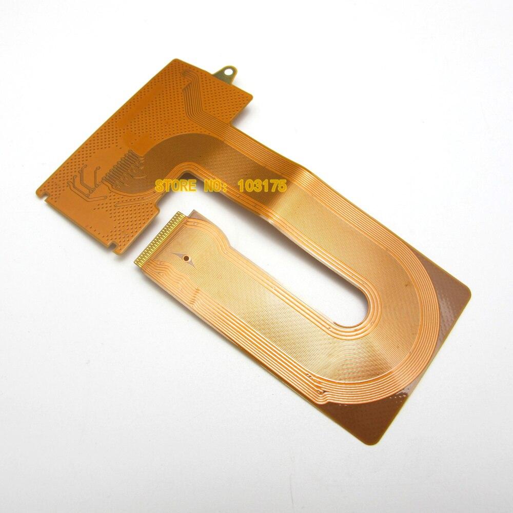 Cable de pantalla LCD Flex FPC pieza de reparación de la cámara para Canon 5D Mark II 5D2