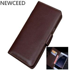 Genuine Real Leather Wallet Card Slot Holder Flip Case For Asus ROG Phone 3 ZS661KS/Asus ROG Phone ZS600KL Wallet Phone Case