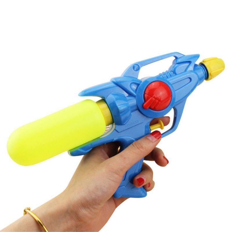 Nuevo pistola de agua de chorro de agua de juguete para niños, pistola de juguete para playa, juguete de Spray de verano para piscina al aire libre, juguetes para niños, regalos para fiestas
