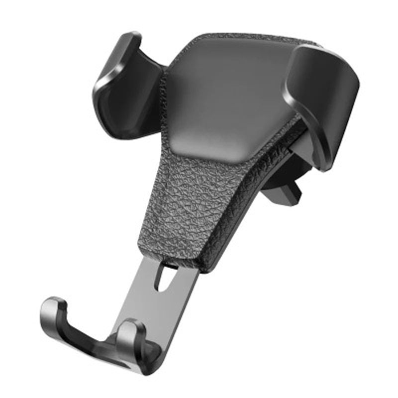 Car mobile phone bracket gravity sensor lazy mobile phone clip for car novel mobile air conditioner outlet mobile phone holder