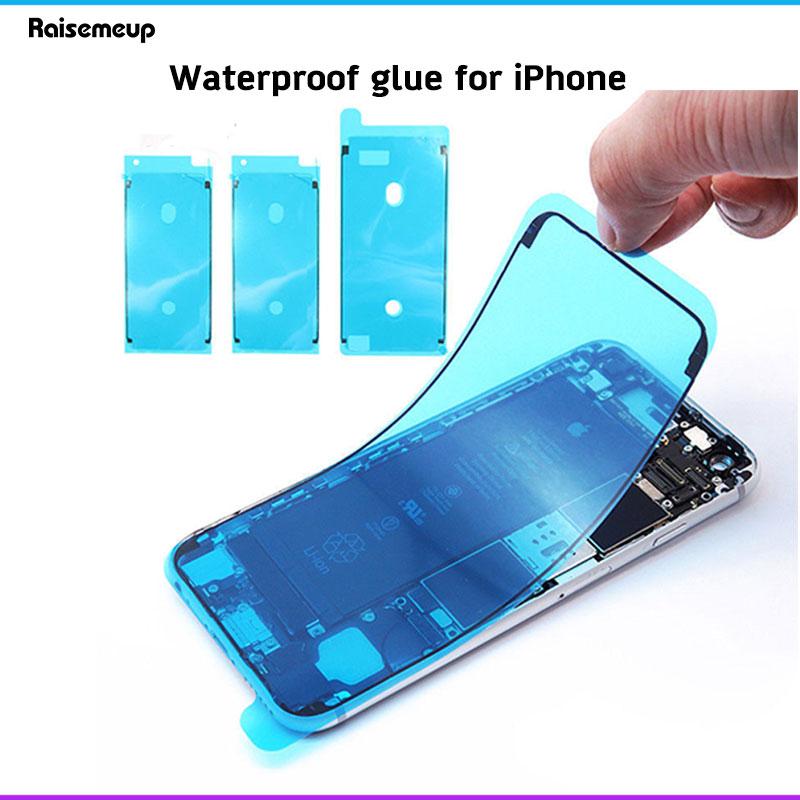 Waterproof Seal Adhesive Sticker for iPhone 6S 7 8 Plus X XS MAX XR LCD Waterproof Frame Bezel Seal Tape Adhesive Glue Screen