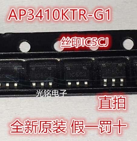 50 шт./лот AP3410KTR-G1 AP3410 SOT23-5
