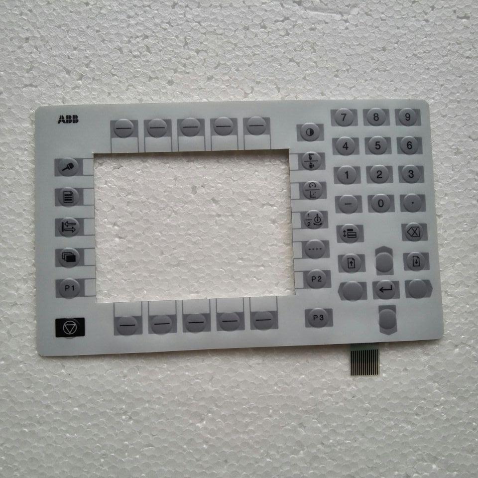 3HNM05345-1 لوحة مفاتيح غشائية ل ABB آلة لوحة إصلاح ~ تفعل ذلك بنفسك ، جديد ويكون في الأسهم