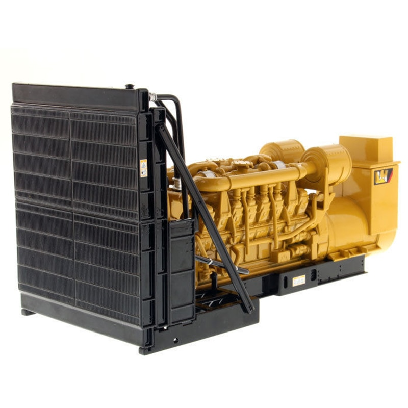 1/25 scale 3516B package generator set-diecast model No.85100 engineering vehicles shield machine model for collection enlarge
