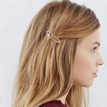 Metal Pin Cabelo Clipe Meninas Hairpin Princesa Das Mulheres Do Ouro Do Vintage Cabelo Acessórios Joyme Acessórios Do Cabelo Do Casamento