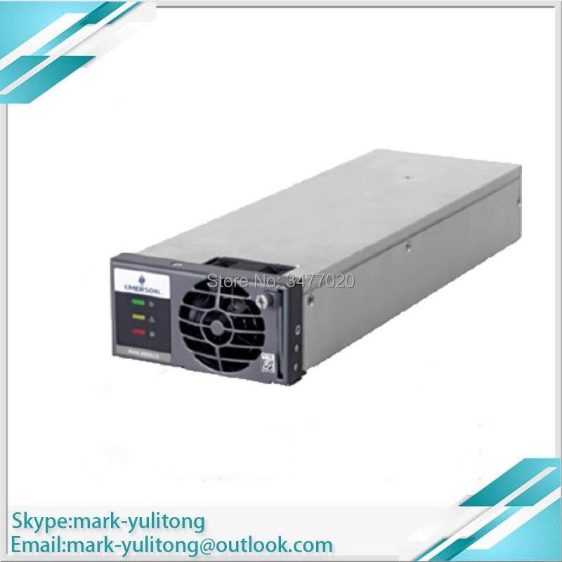 EMERSON R48-2000e R48-2000 48V 2000 W rectifier module