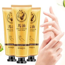 Horse Oil Nourish Hand Cream Moisture Nourishing Anti Chapping Hand Lotion Anti-Dryness Moisturizing