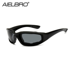 Men Cycling Glasses Clear Mountain Bicycle Road Bike Black Frame Cycling Sunglasses Mens Hiking Motorcycle Sunglasses Eyewear