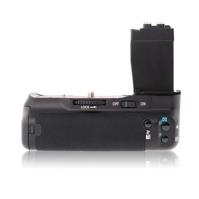 MeiKe MK-550D BG-E8 Battery Grip for Canon 550D 600D 650D 700D T2i T3i T4i