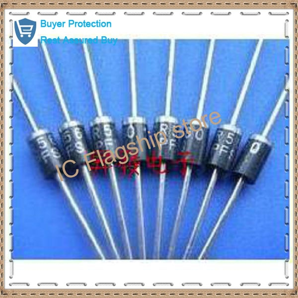 Novo retificador diodo SR5100 SB5100