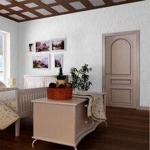 Wellyu-papier peint non tissé à rayures courbes   3D stéréo, papier peint de fond de télévision, moderne minimaliste, pour salon et chambre à coucher