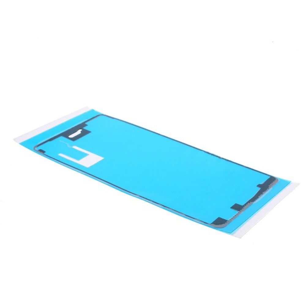 10 unids/lote para Sony Xperia X medio marco adhesivo