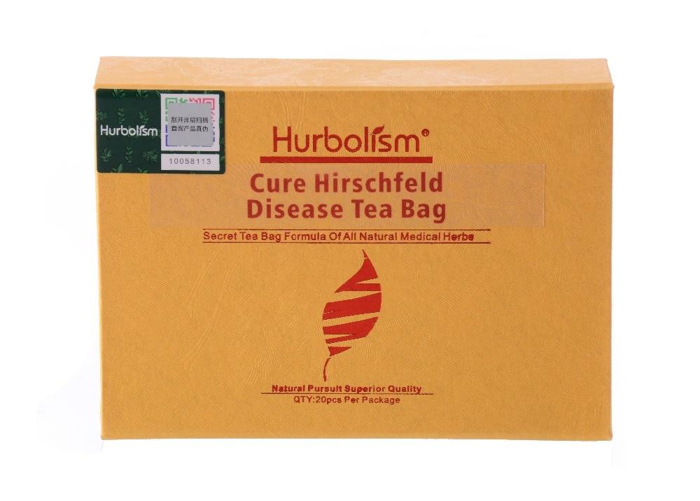 Hurbolismo Hirschfeld bolsa de té Herbal Natural eficaz para el tratamiento de la diabetes aguda, TCM control de la insulina