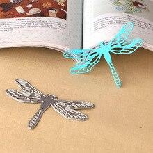DUOFEN METAL CUTTING DIES 01267 1pc dragonflies embossing stencil DIY Scrapbook Paper Album paper crafts