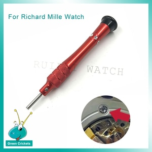 Watch Tool 2.7mm 4 Prongs Watch band Screw Remover and install Precision Watch Screwdriver for RICHARD MILE RM035 RM 027