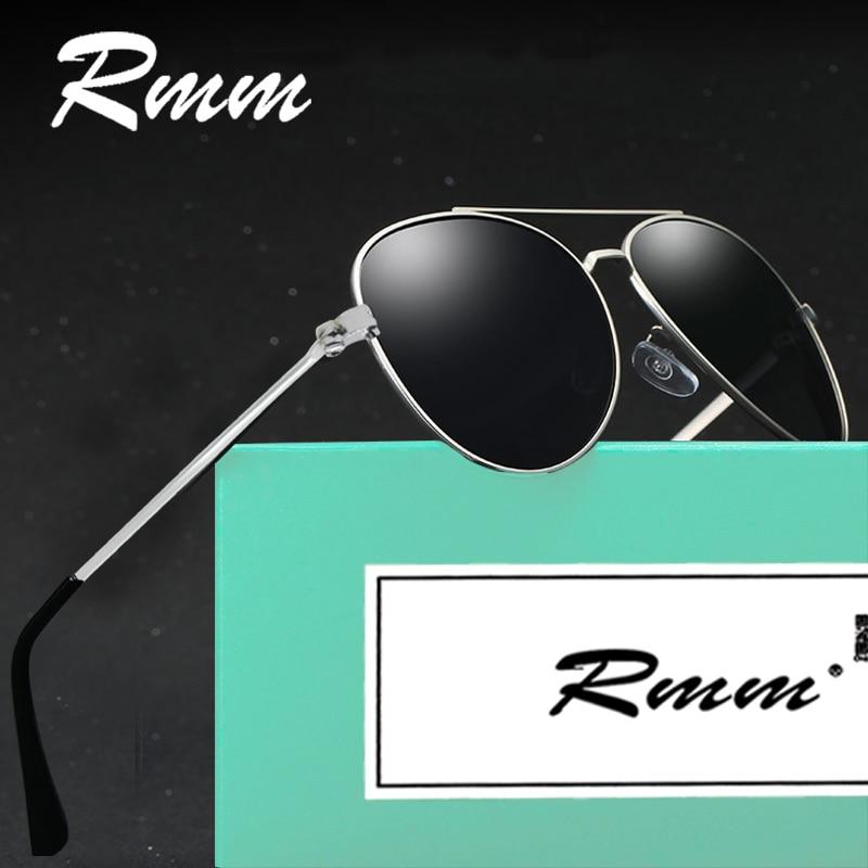 RMM Design Women Classic Brand Aviation Sunglasses men HD Aluminum Driving Luxury Sun glasses UV400