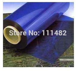 Película seca fotosensible en lugar de producción de transferencia térmica placa PCB película fotosensible 10 metros de largo 30cm de ancho
