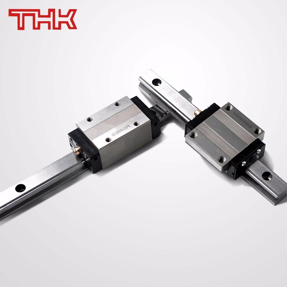 الأصلي جديد THK الخطي دليل SHW12CAM SHW12HRM SHW12CRM SSR15 SSR20 SSR15W SSR20W SSR15XW SSR25XV SSR30 SRS9 SRS9XM HRW27 كتلة