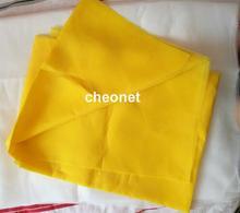 1 meter yellow polyester silk screen printing mesh