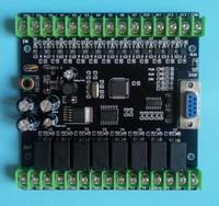 PLC Industrial Control Board FX1N-20MR FX1N-20MT Plate PLC Programmable Controller