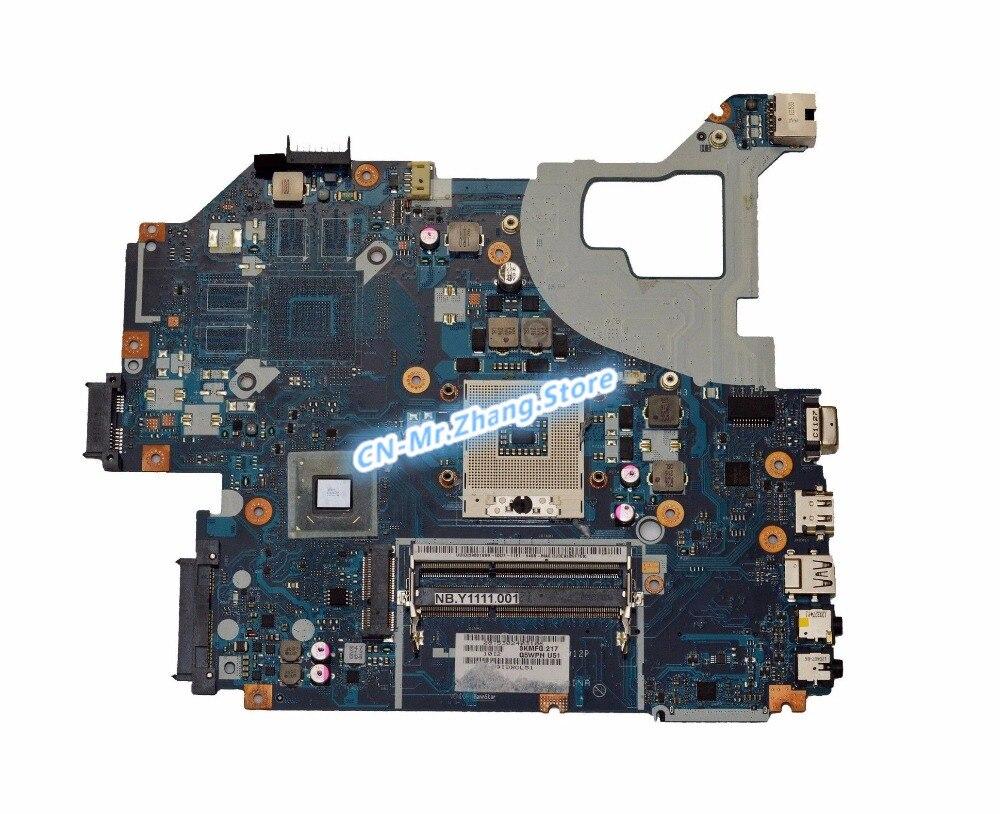SHELI para Acer Aspire V3-571 NV56R placa base de computadora portátil NBY1111001 NB Y1111.001 LA-7912P DDR3