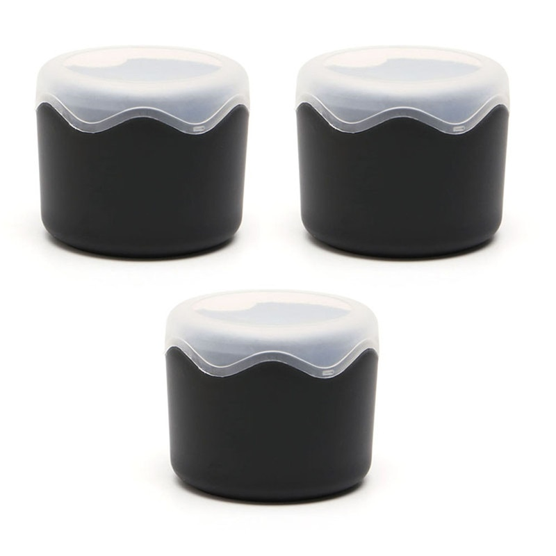 Candy Color Wristwatch Storage Case Plastic Single Watch Box Case with Sponge